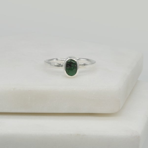 Image of Emerald Ring
