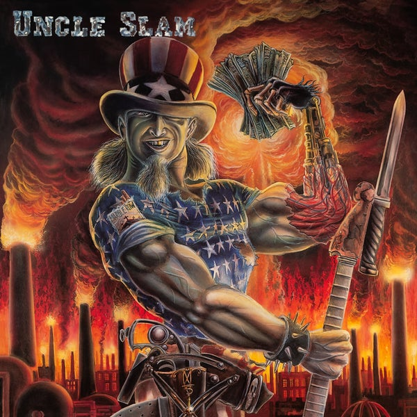 Image of UNCLE SLAM - Say Uncle (Deluxe Edition)