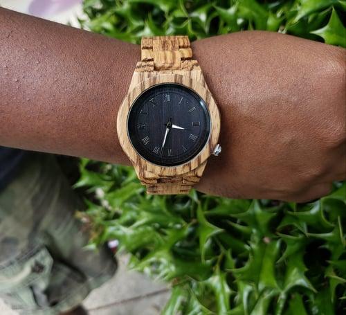 "Image of ""Hakeem"" watch"