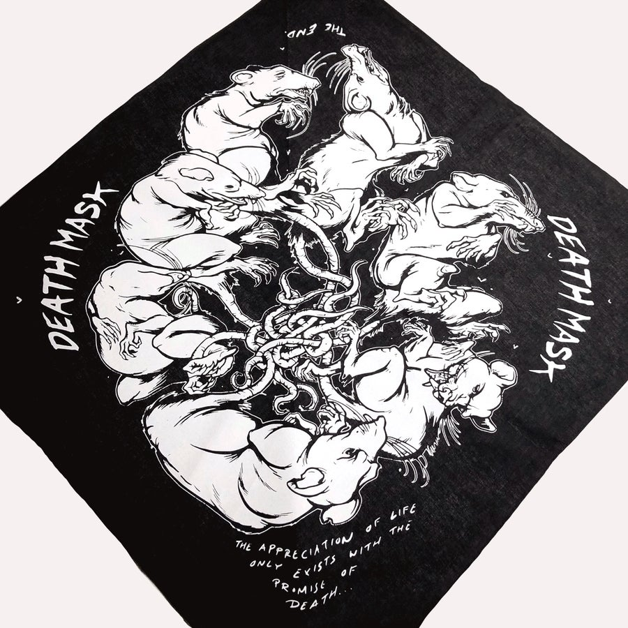 Image of Rat King bandana
