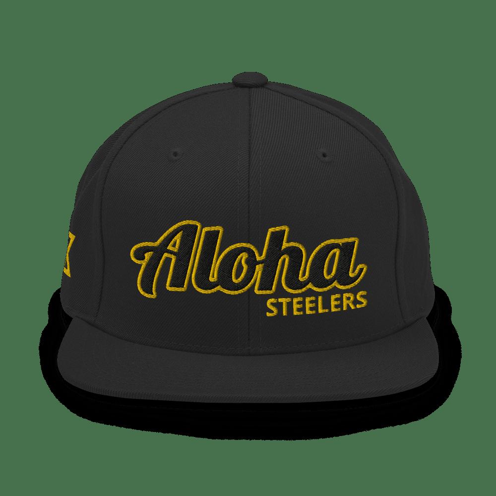 """Aloha """"Steelers"""" Snapback"""