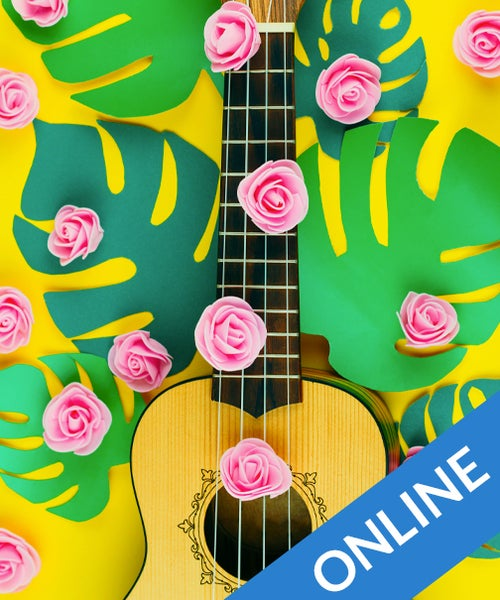 Image of Online Ukulele Intensive Level 1.5 for Adults & Young Adults