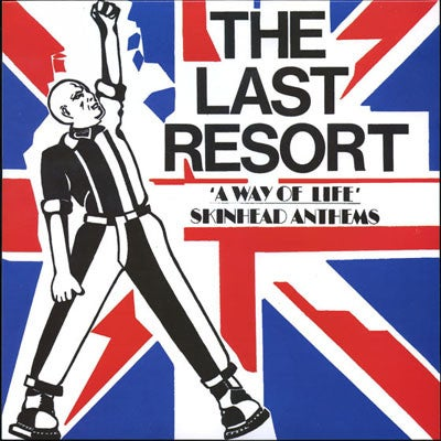 Image of The Last Resort - 'A Way of Life' Skinhead Anthems LP