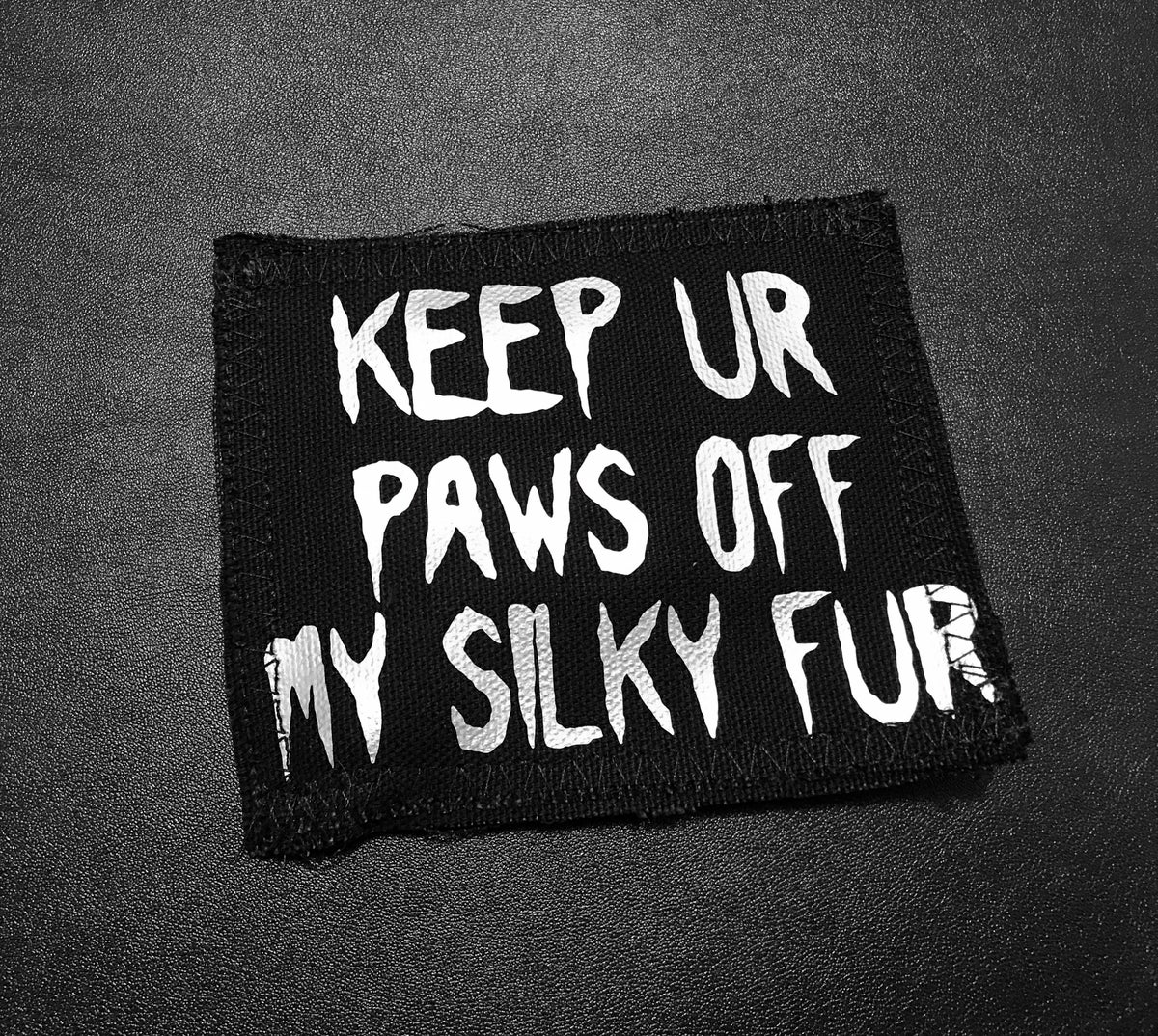 Image of Keep Your Paws Off Catnip Toy