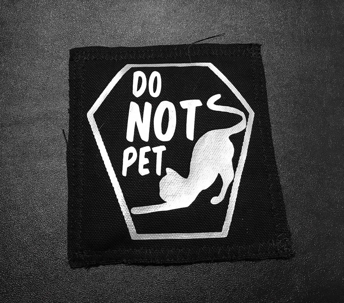 Image of Do Not Pet Catnip Toy