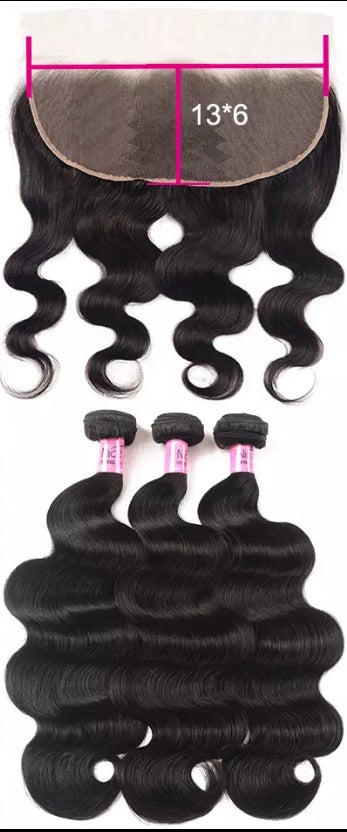 Image of 13x6 frontal and 3bundles