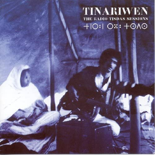 Image of Tinariwen - The Radio Tisdas Sessions