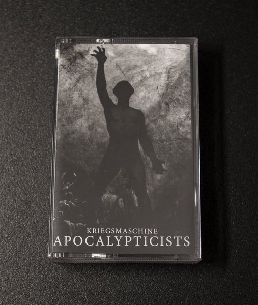 Image of KRIEGSMASCHINE - 'Apocalypticists' TAPE