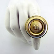 Image of Yacht Club Oversized Cocktail Ring