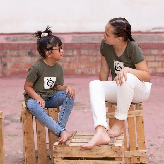 Image of Samarreta Bàsica nen/a /Camiseta bàsica niñ/a/o