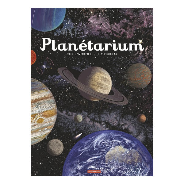 Image of PLANÉTARIUM, CHRIS WORMELL & LILY MURRAY