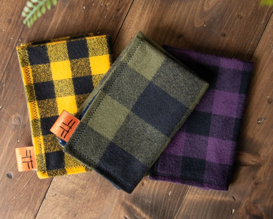 Image of Flannel - Check