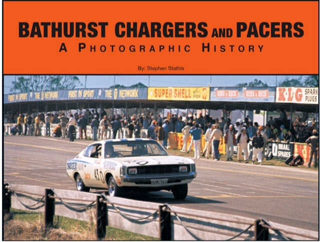 Image of Bathurst Chargers and Pacers - A Photographic History.