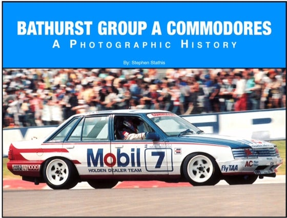 Image of Bathurst Group A Commodores. A Photographic History.