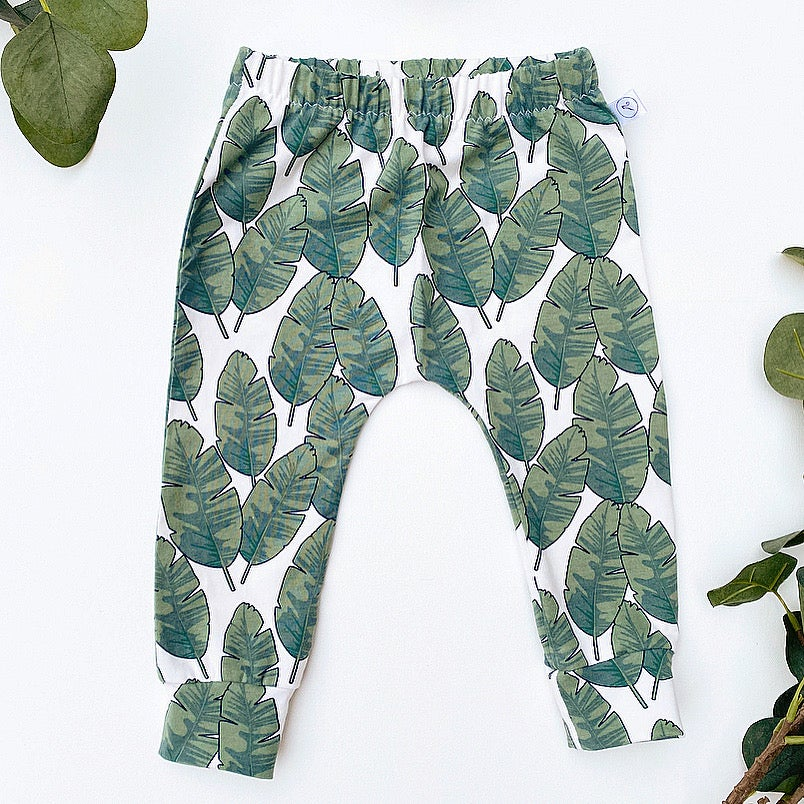 Image of *NEW* Banana Leaf Leggings