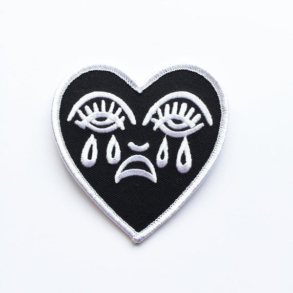 Image of Crying Heart Patch