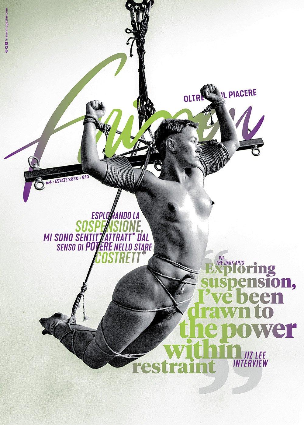 Signed FRISSON Issue (Magazine)