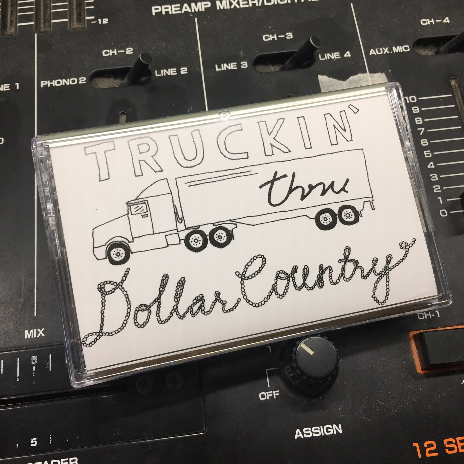DC Mixtape #3: Truckin' Thru Dollar Country