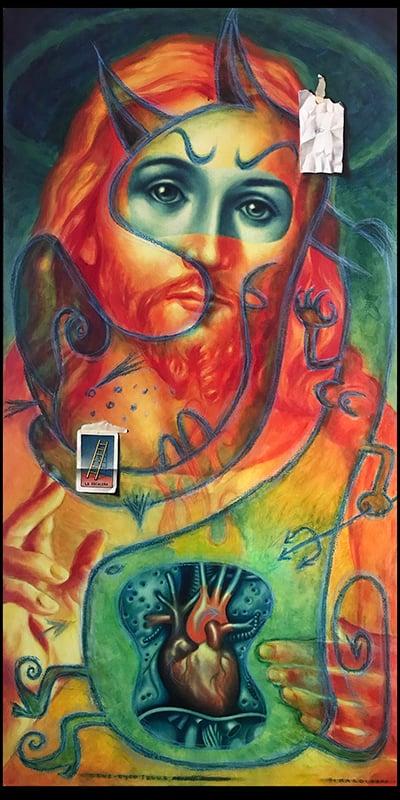 Image of Blue-Eyed Jesus