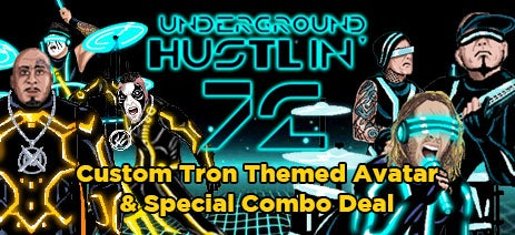 Image of UGH72 CUSTOM AVATAR & SPECIAL COMBO DEAL - $150