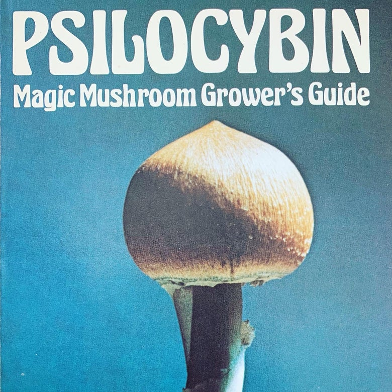Image of (O.T.Oss & O.N.Oeric)(Psilocybin Magic Mushroom Grower's Guide)