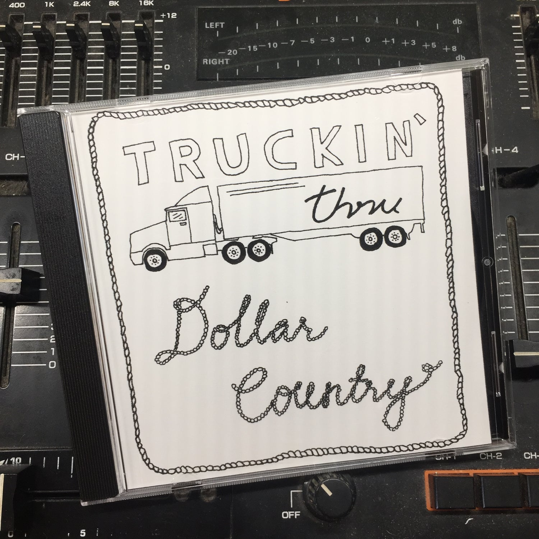 Dc Mixtape #3: Truckin' Thru CD