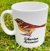 Siberian Accentor Mug