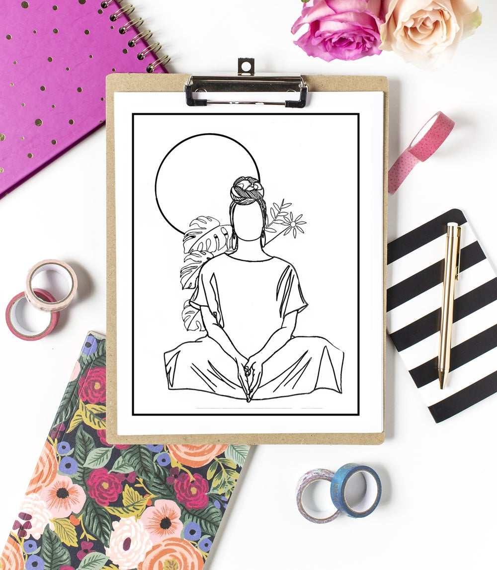 Image of Printable Colouring Sheets
