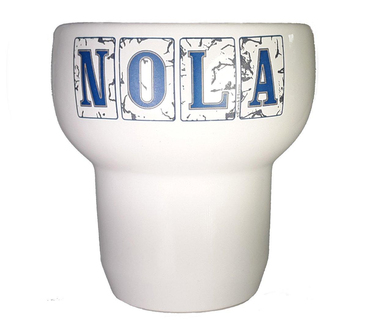 Cafe-ERGO NOLA Porcelain Cup