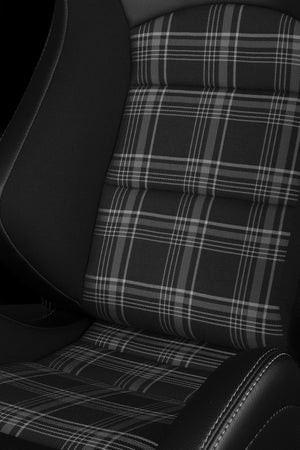 Image of Elite S Series - Plaid Edition - Universal BRAUM Racing Seats (Pair)