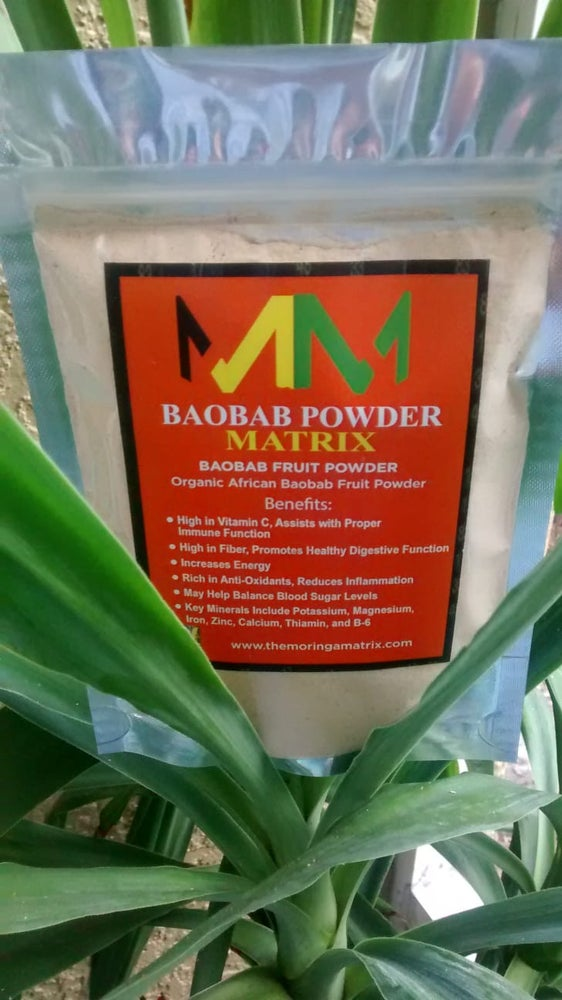 Image of Baobab fruit powder