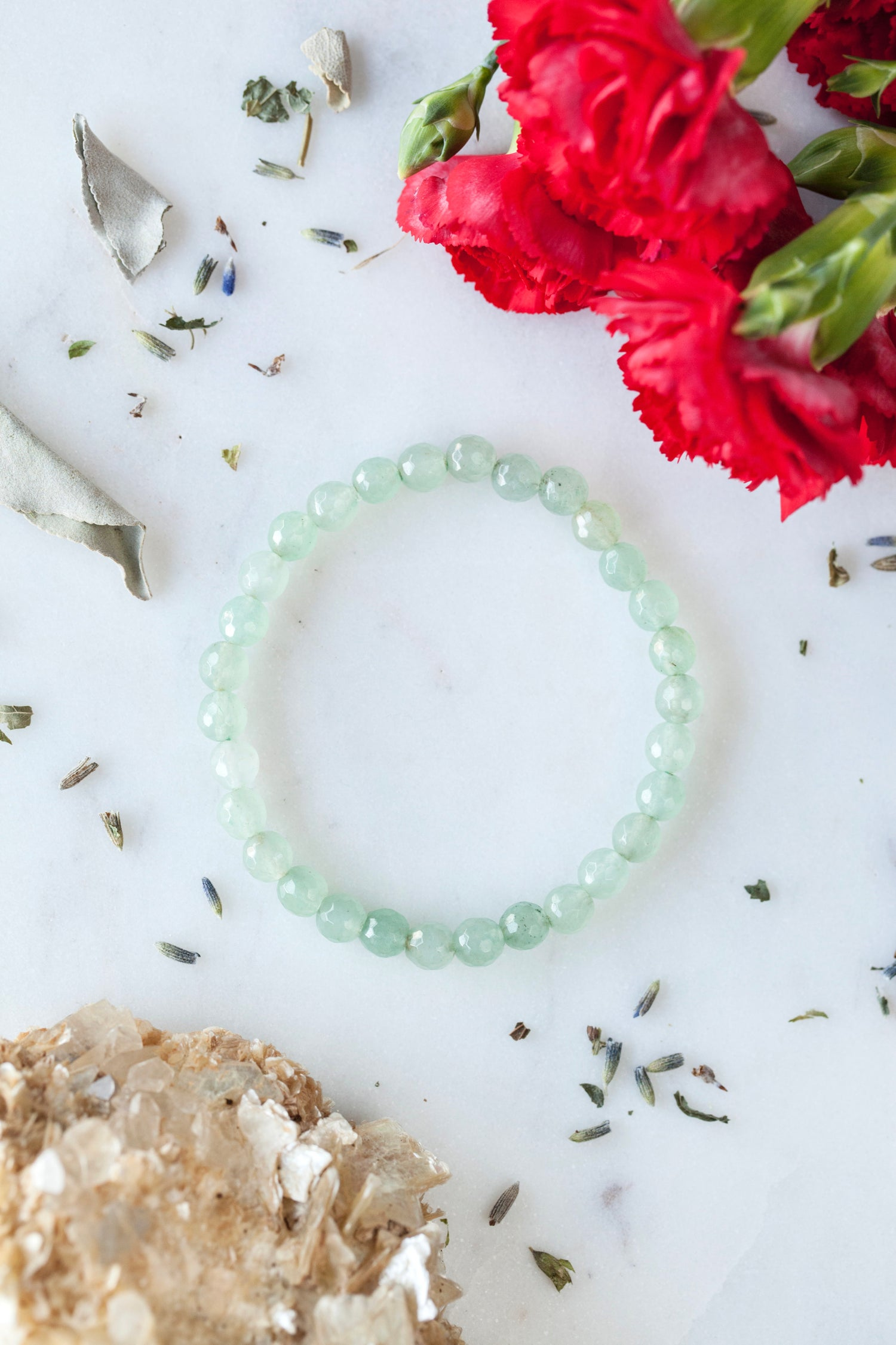 Image of Aventurine Stacking Bracelet