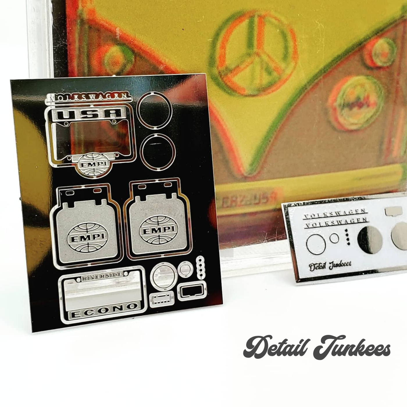Image of VW T1 Photo Etch Set (Low Stock)
