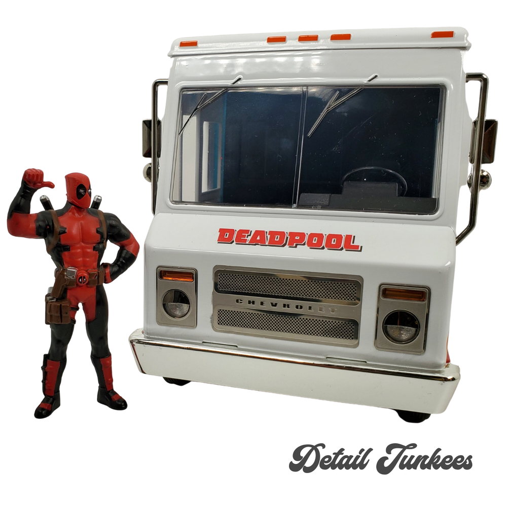 Image of Food Truck Photo Etch Set