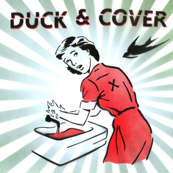 Image of Duck & Cover - s/t 10""
