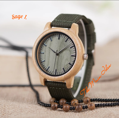 "Image of ""Quinn"" UNISEX watch (3 style's)"