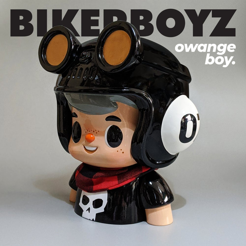 Image of Owangeboy Bust - Bikerboyz