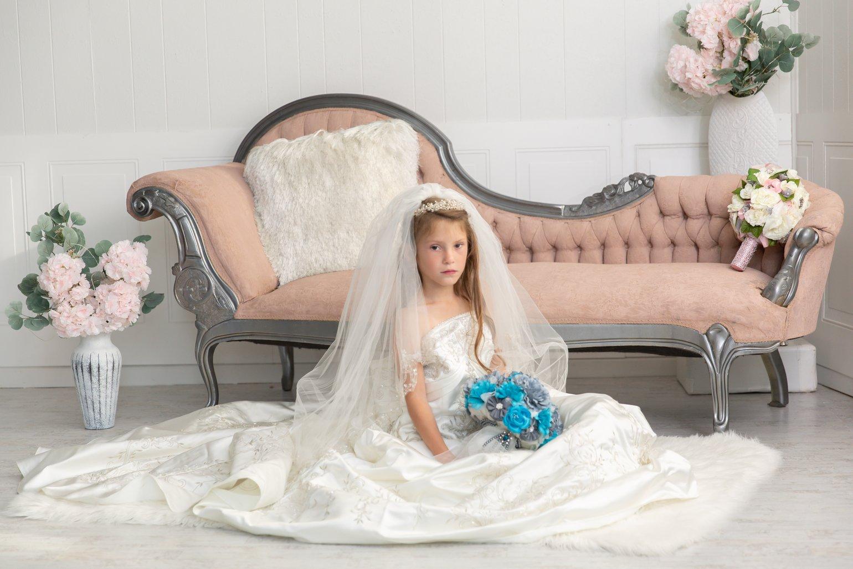 Image of One dress, one girl, one digital