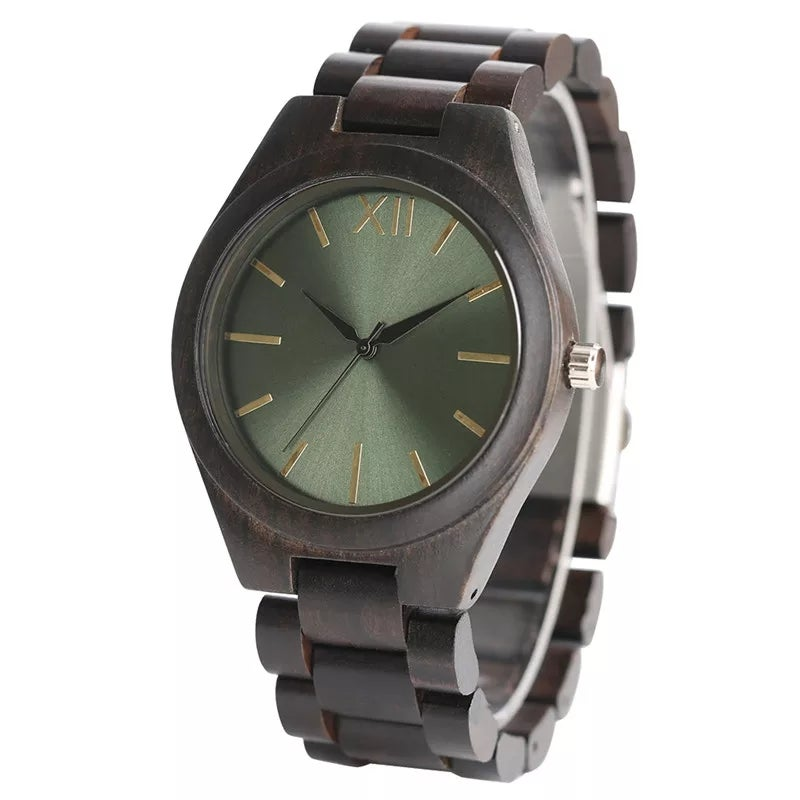 "Image of ""Hume"" watch. BACK IN STOCK 8.15.20"