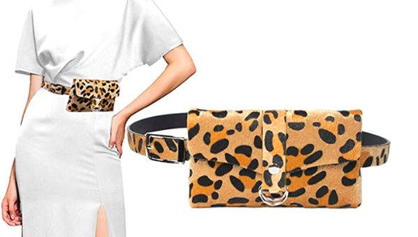 Image of Leopard Fanny Pack