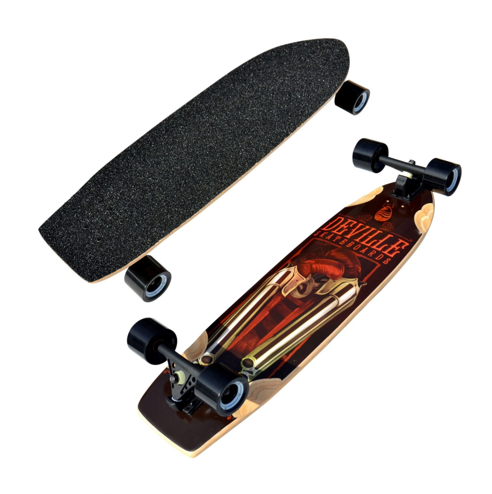 "Image of Deville Shotgun - 32"" Downhill Longboard"