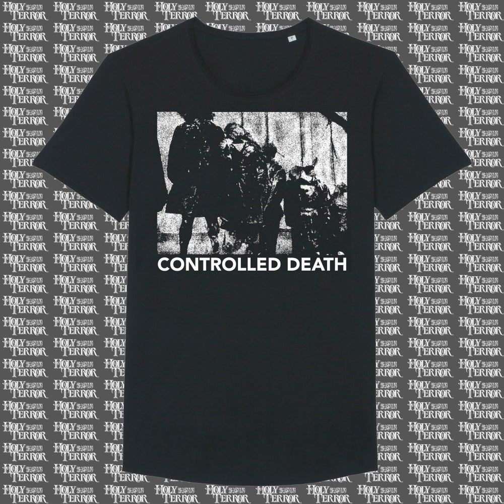 Image of CONTROLLED DEATH T-Shirt