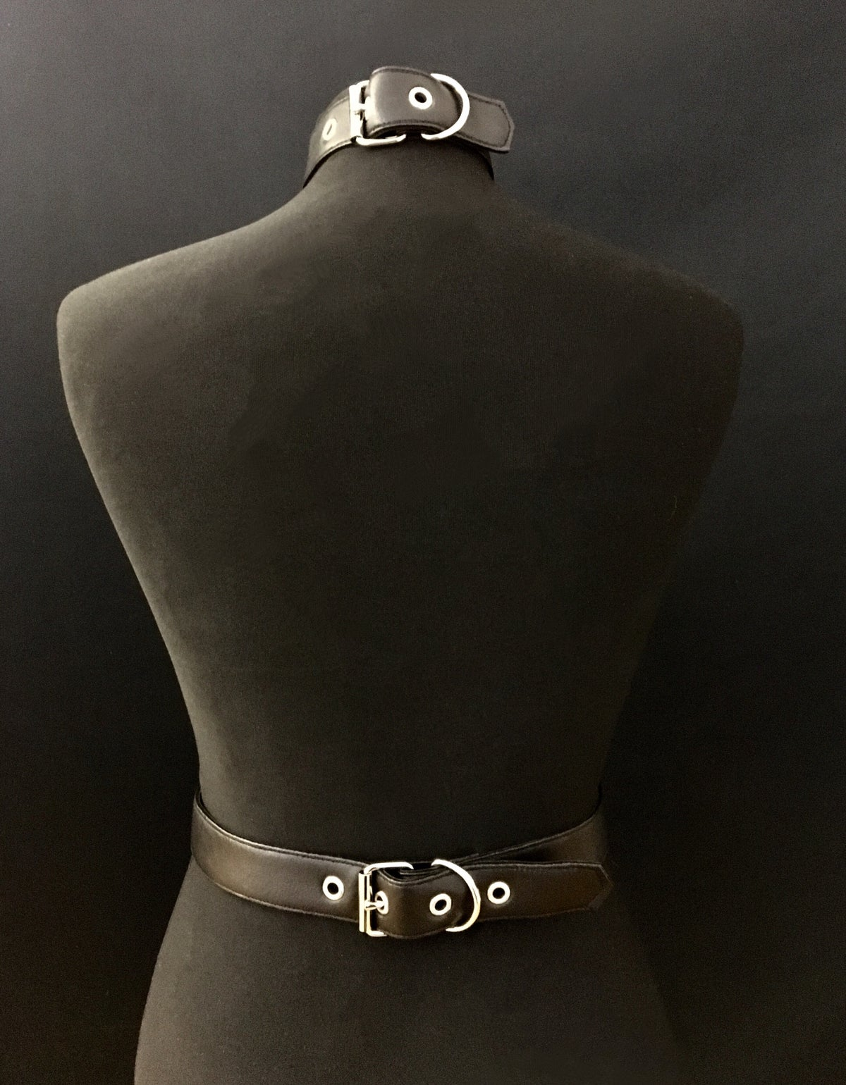 Infinity harness silver