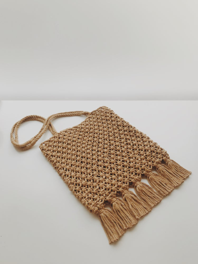 Image of 'On the road' Tote Bag
