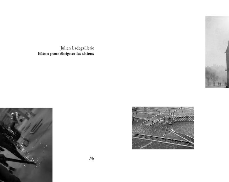 Image of Bâton pour éloigner les chiens, de Julien Ladegaillerie