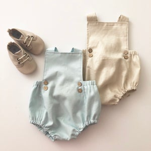 Image of Baby boy romper