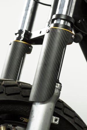 Image of Sudo Cycles Fork Guards Deluxe set