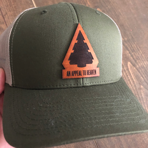Image of APPEAL TO HEAVEN // HAT - ODG/FDE