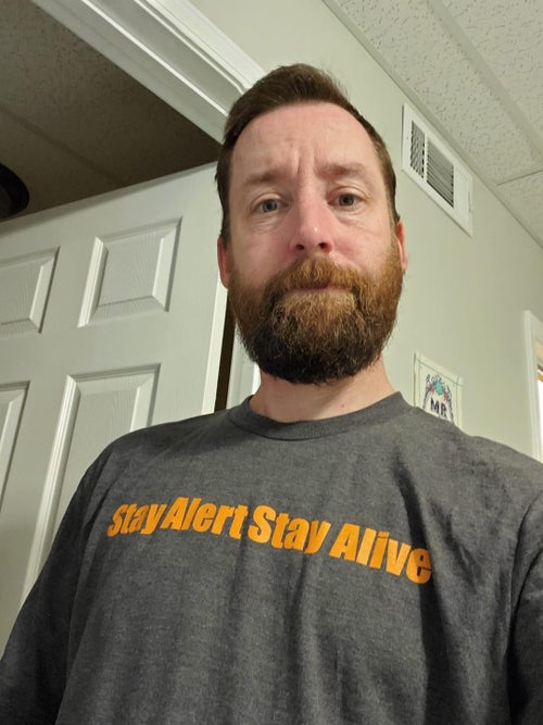 Image of Stay Alert Stay Alive shirts