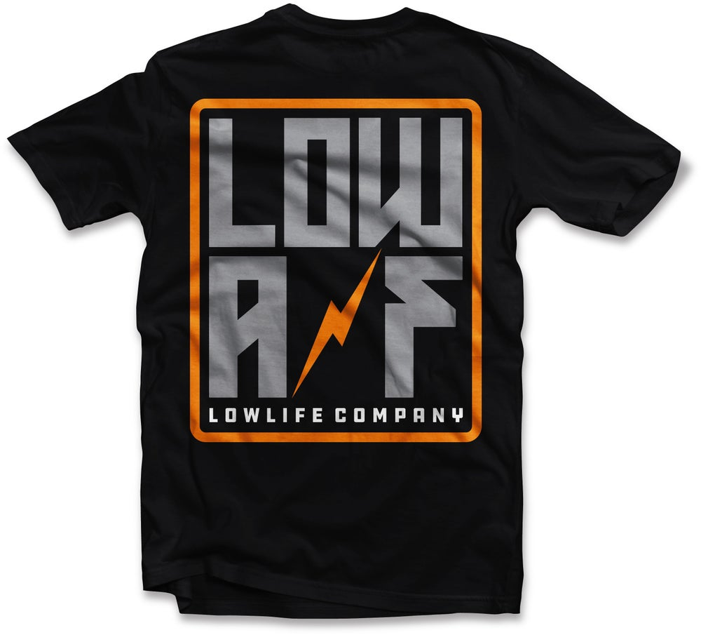 Image of LOWLIFE LOW A/F TEE